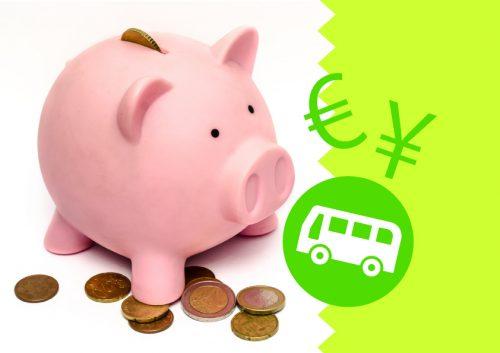 ヨーロッパでの移動費節約方法