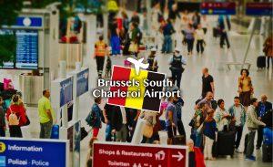 ブリュッセルシャルルロワ空港Charleroi Airportへの行き方